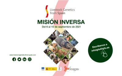 LIVESTOCK GENETICS FROM SPAIN ORGANIZA SU PRIMERA MISIÓN INVERSA